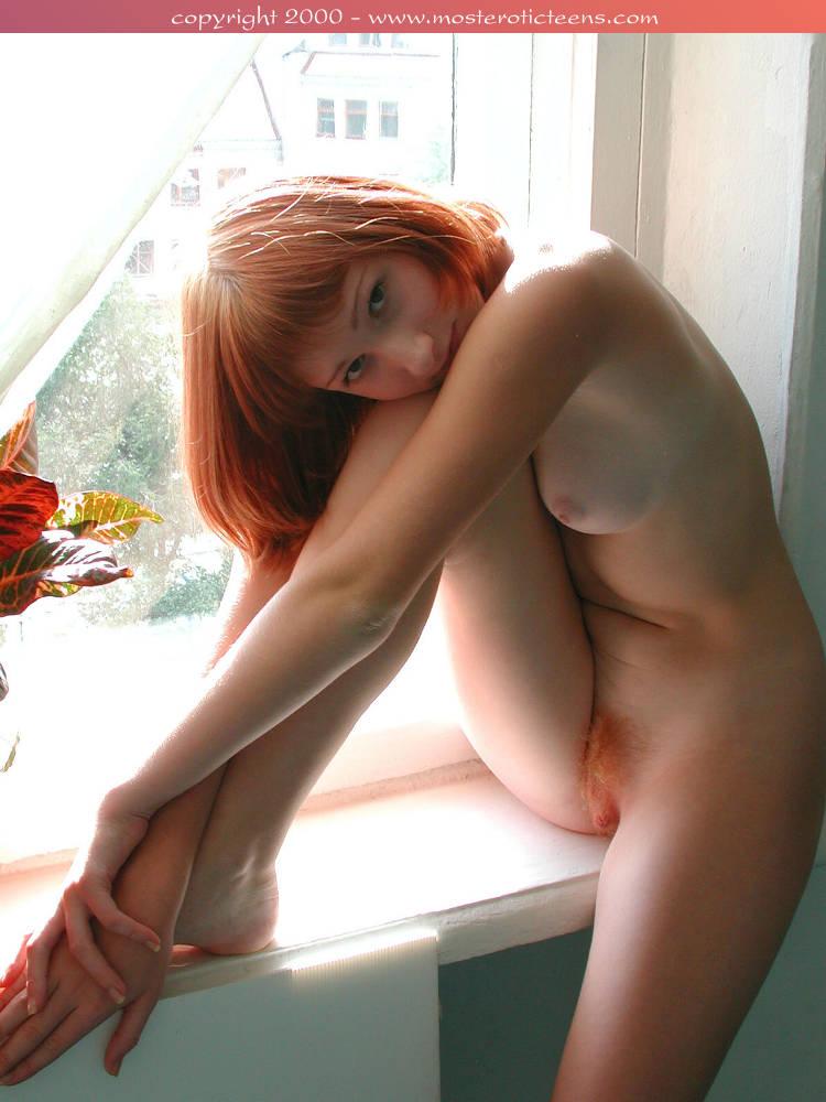 Young girls erotic art